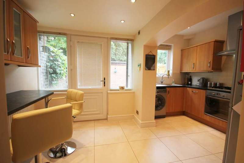 2 Bedrooms End Of Terrace House for sale in Heaton Road, Lostock, Bolton, Lancashire.