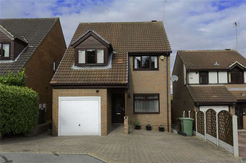4 Bedrooms Detached House for sale in The Rowans, Rodley, Leeds, LS13