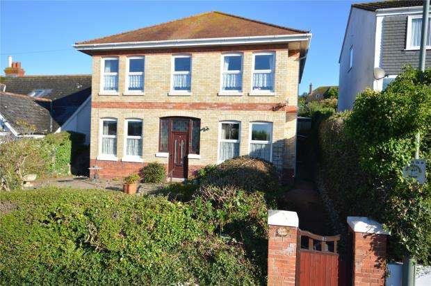 4 Bedrooms Detached House for sale in Livingstone Road, Teignmouth, Devon