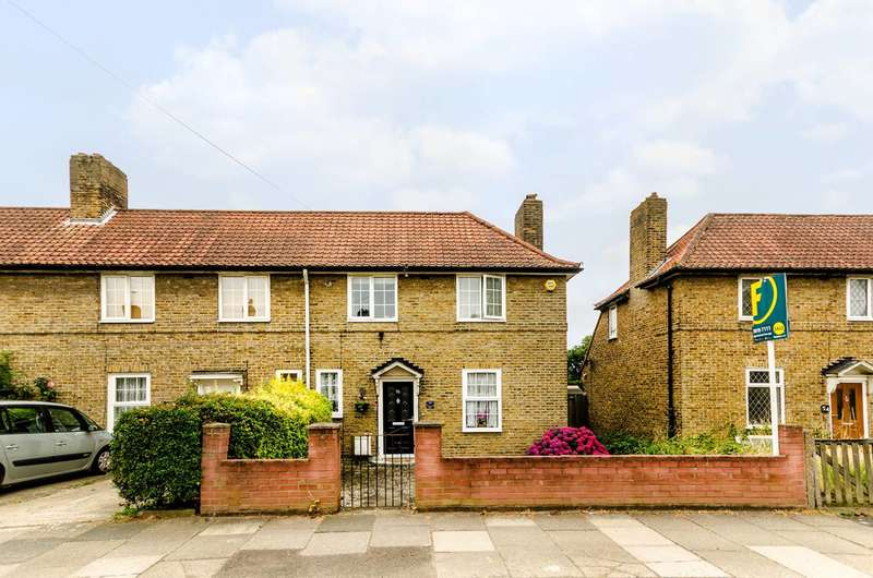 2 Bedrooms End Of Terrace House for sale in Rangefield Road, Bromley, BR1