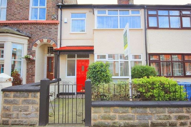 3 Bedrooms Terraced House for sale in Chestnut Grove, Wavertree, Liverpool, L15