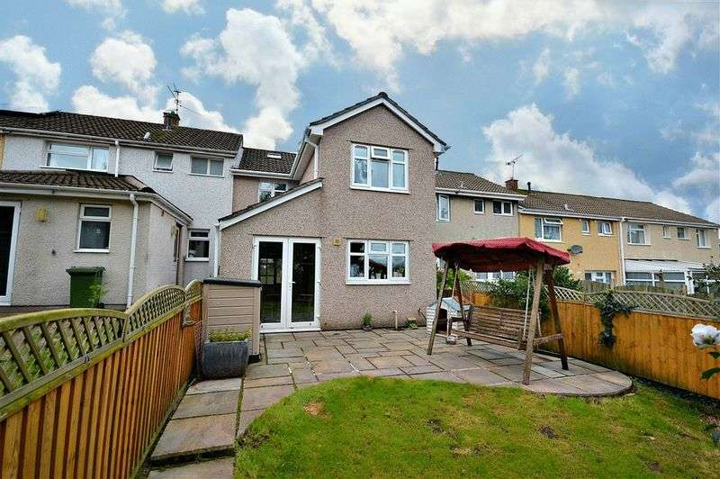 3 Bedrooms Terraced House for sale in Nolton Place, Cwmbran