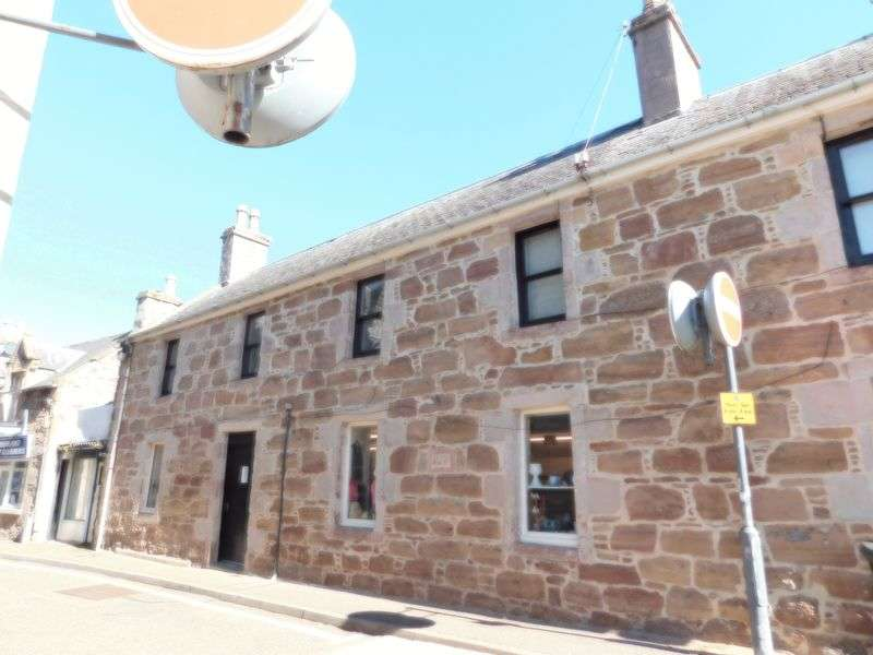 1 Bedroom Flat for sale in 64A High Street Dingwall 7000 Under Home Report Valuation