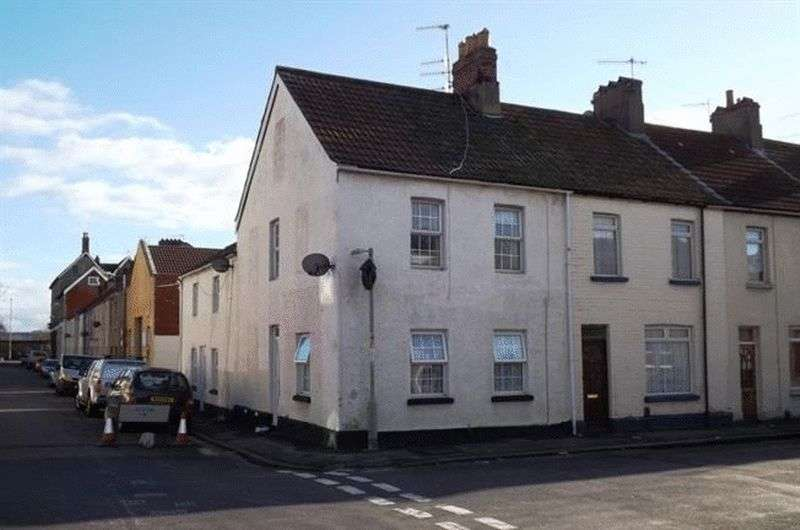 2 Bedrooms Terraced House for sale in Meadow Street, Avonmouth