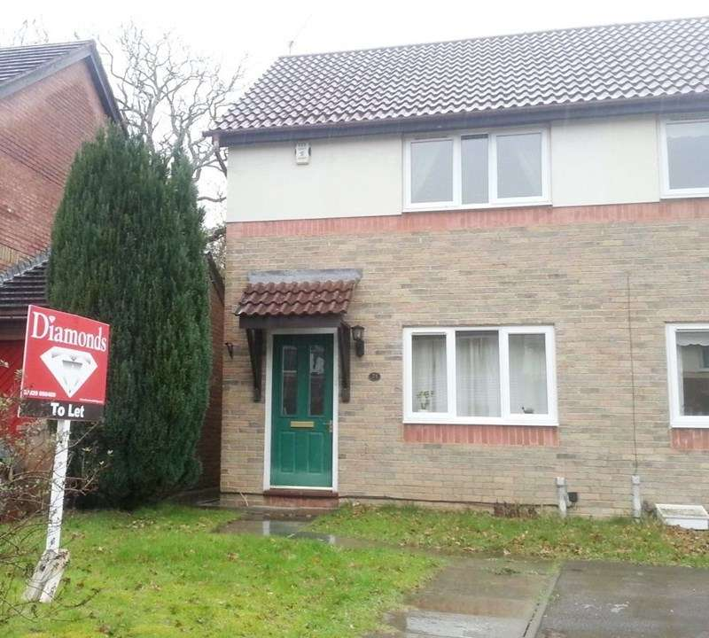 2 Bedrooms Terraced House for sale in Chestnut Close, Machen