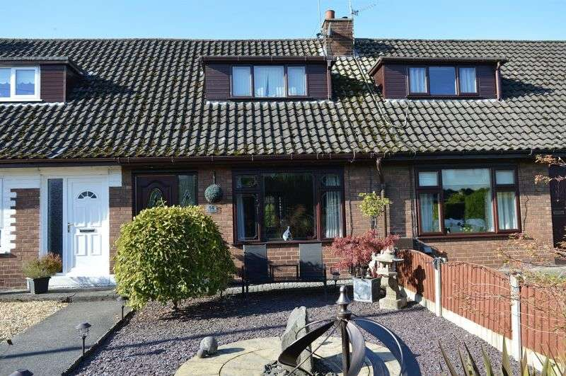 2 Bedrooms Mews House for sale in Thornton Close, Lowton, WA3 1DW