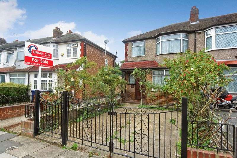 3 Bedrooms Terraced House for sale in Conway Crescent, Greenford