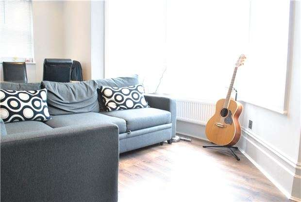 1 Bedroom Maisonette Flat for sale in Beulah Road, TN1 2NS