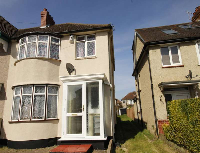 3 Bedrooms Semi Detached House for sale in Staines Avenue, Cheam, Sutton, SM3