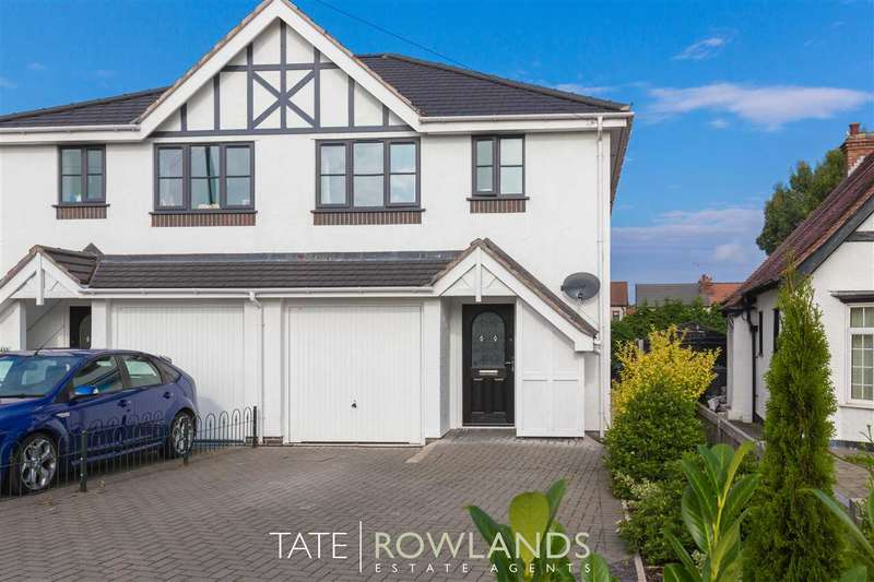 3 Bedrooms Semi Detached House for sale in Wepre Park, Connah's Quay
