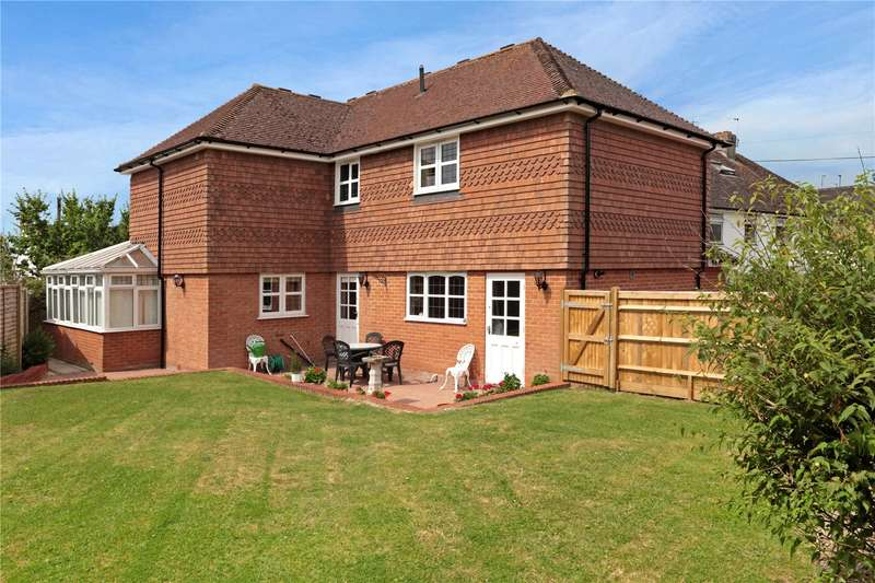 4 Bedrooms Detached House for sale in London Road, Tonbridge, Kent, TN10