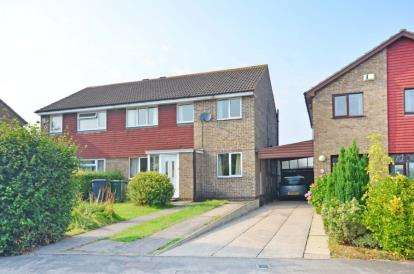3 Bedrooms Semi Detached House for sale in Chapelfield Way, Thorpe Hesley, Rotherham, South Yorkshire