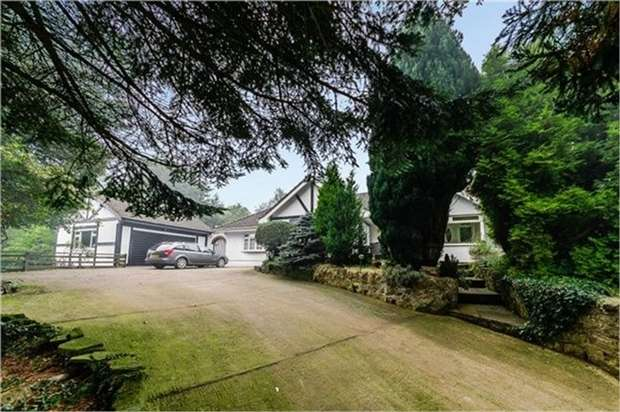 3 Bedrooms Detached Bungalow for sale in Wolver Hollow, Neenton, Bridgnorth, Shropshire