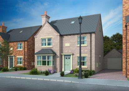 5 Bedrooms House for sale in Papplewick Farm, Off Moor Road, Hucknall