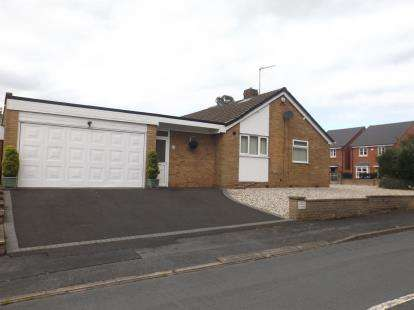 3 Bedrooms Bungalow for sale in Bewdley Hill, Kidderminster, Worcestershire