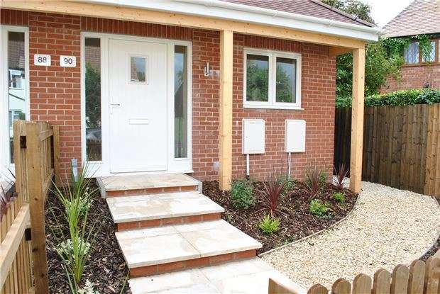 3 Bedrooms End Of Terrace House for sale in Plot 5, St Marks Court, Tennyson Road, CHELTENHAM, Gloucestershire, GL51 7DB