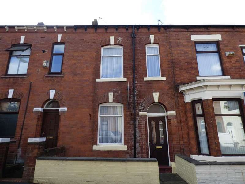 2 Bedrooms Property for sale in Knowl Street, Hollinwood, OLDHAM, Lancashire, OL8