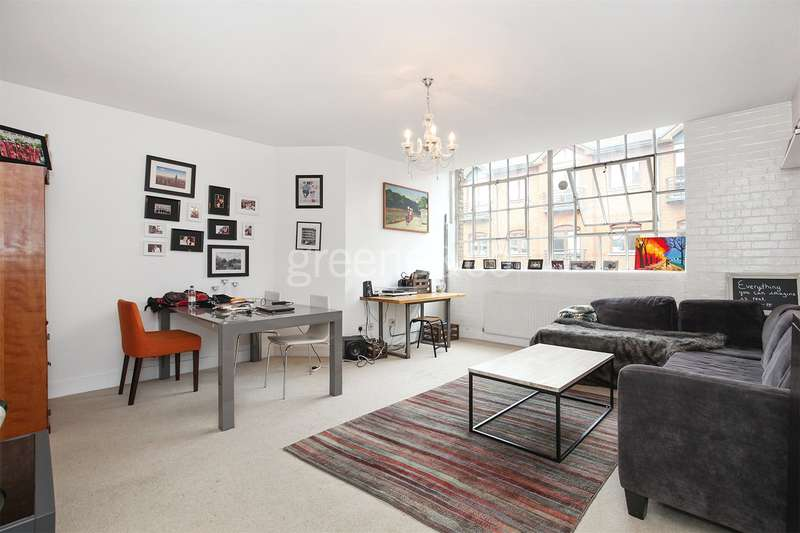 1 Bedroom House for sale in Citybridge House, 235-245 Goswell Road, London, EC1V