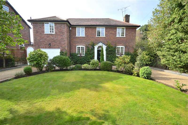 4 Bedrooms Property for sale in MOOR LANE, Woodford, Stockport, Cheshire, SK7