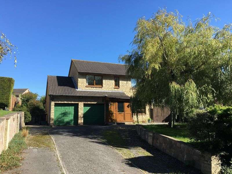 4 Bedrooms Detached House for sale in Newtons Road, Weston-Super-Mare