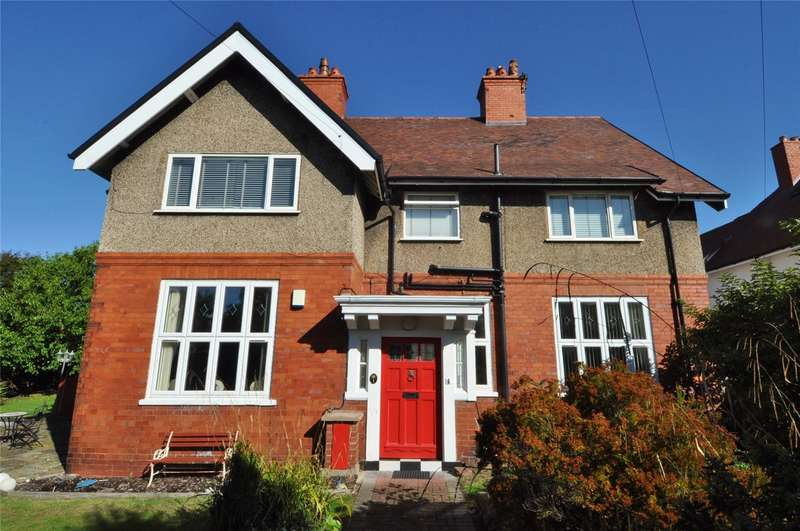 3 Bedrooms Flat for sale in Morpeth Road, Hoylake, Wirral