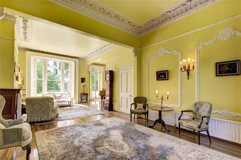5 Bedrooms Semi Detached House for sale in Kensington Gate, London, W8