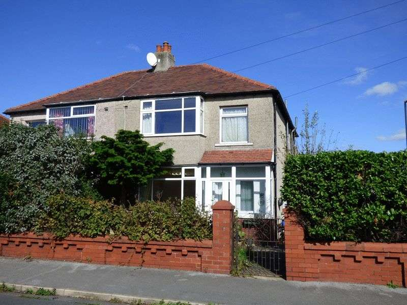 3 Bedrooms Semi Detached House for sale in Lymm Avenue, Lancaster