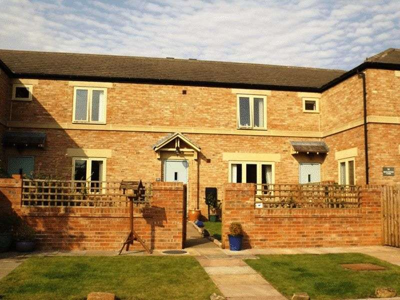 3 Bedrooms Terraced House for sale in Micklewood Close, Longhirst - Three Bedroom House