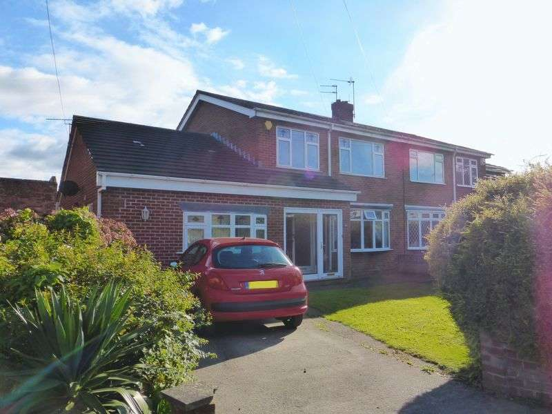 4 Bedrooms Semi Detached House for sale in Mill Lane, Hesketh Bank, Preston