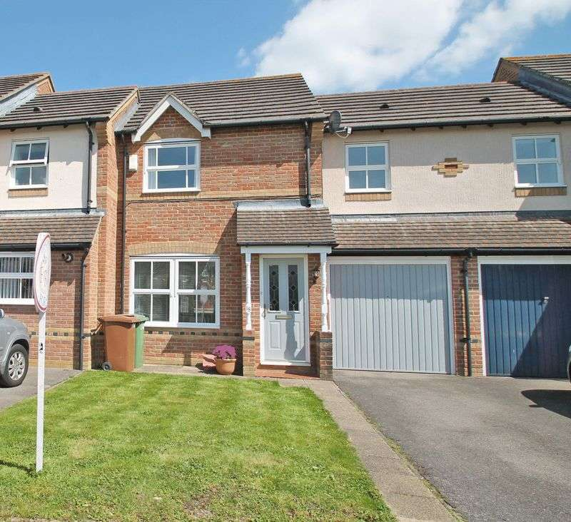 3 Bedrooms Terraced House for sale in Bluebell Walks, Paddock Wood