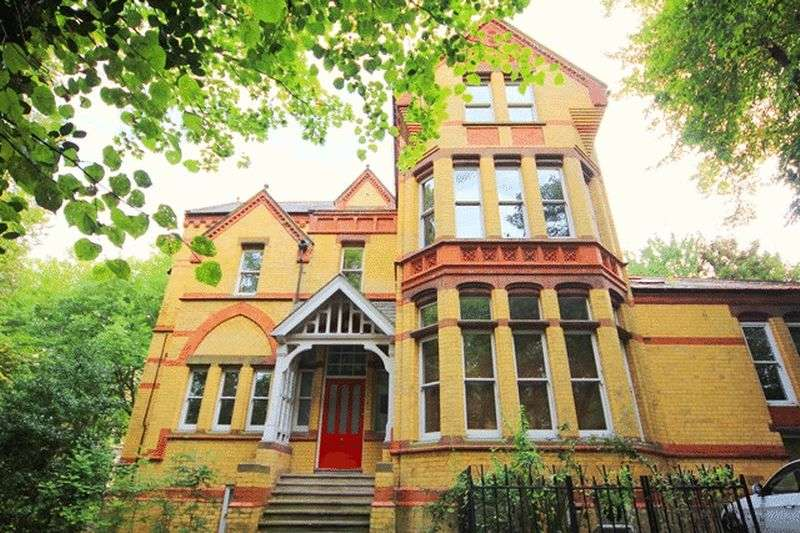 3 Bedrooms Flat for sale in Livingston Drive, Aigburth, Liverpool, L17