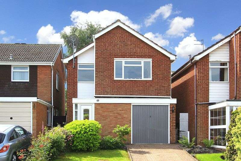 3 Bedrooms Detached House for sale in GOLDTHORN PARK, Park Hall Road