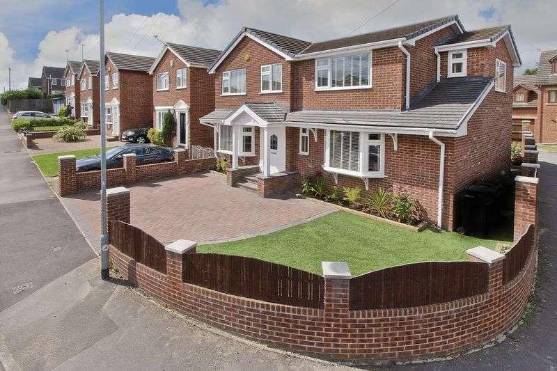 5 Bedrooms Detached House for sale in Moorside Vale, Drighlington, BD11 1DW