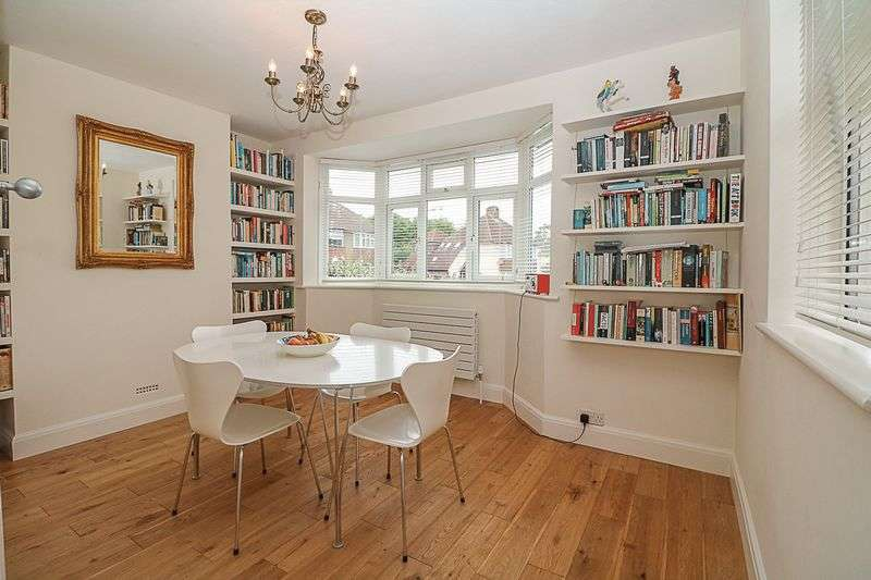 3 Bedrooms Semi Detached House for sale in Farmcombe Close, Tunbridge Wells