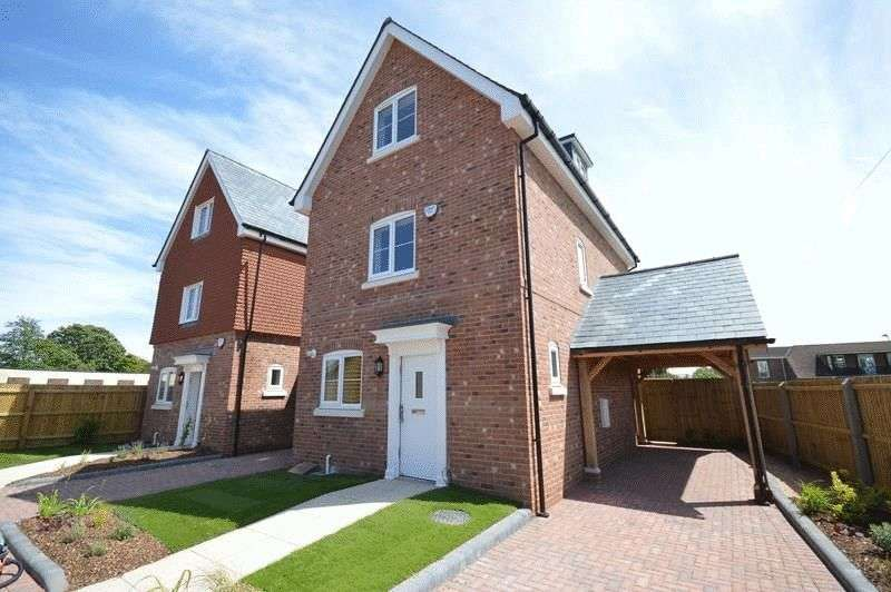 4 Bedrooms Detached House for sale in The Pavilions, Avenue Road, Lymington