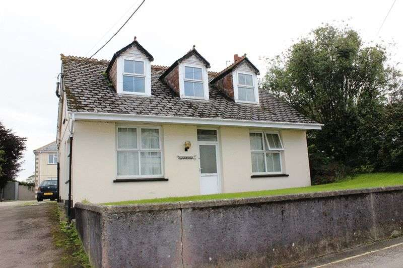 4 Bedrooms Detached House for sale in Rectory Road, St Stephen