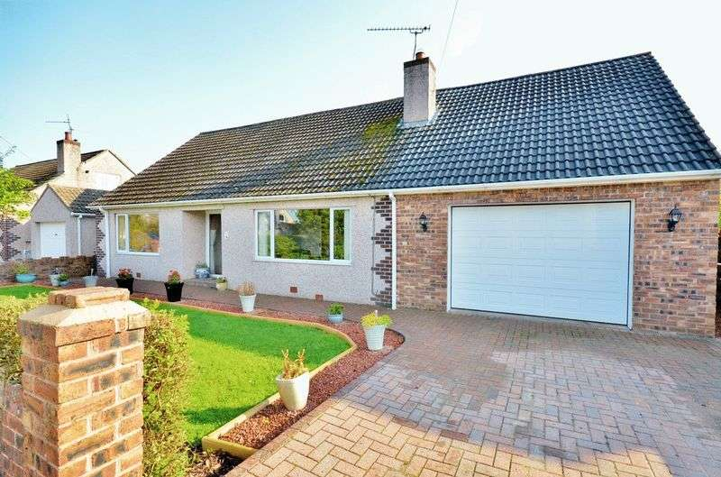 4 Bedrooms Detached Bungalow for sale in Churchill Drive, Moresby Parks