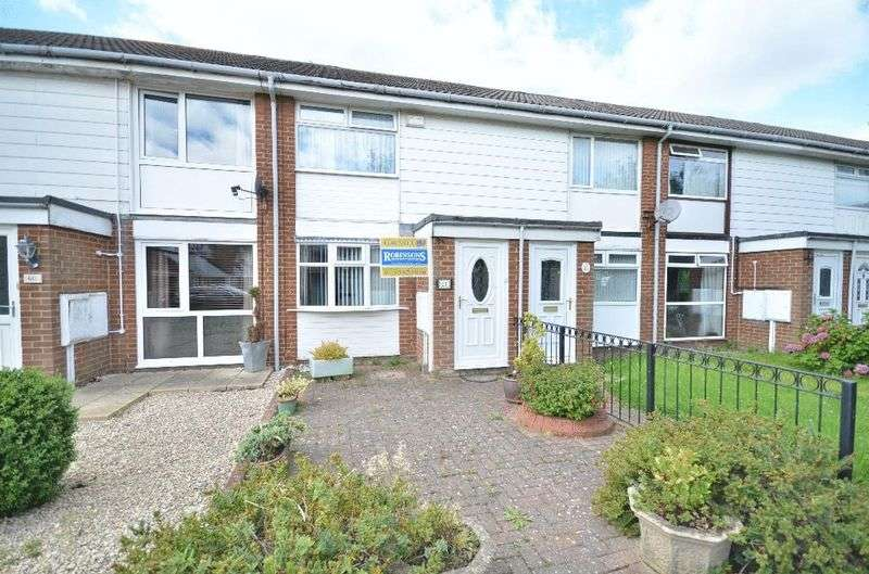 2 Bedrooms Terraced House for sale in Thorntons Close, Pelton, Chester Le Street