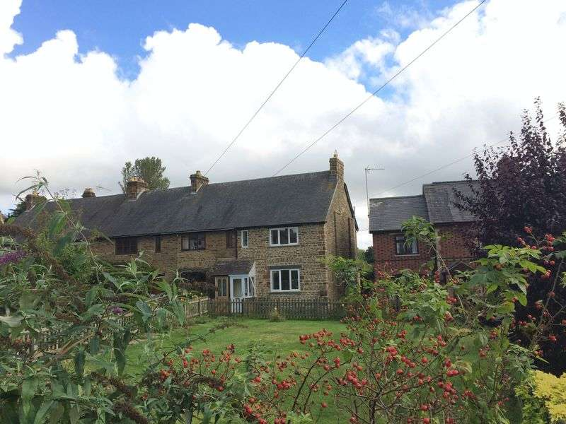 2 Bedrooms Terraced House for sale in Banbury Lane, Thorpe Mandeville