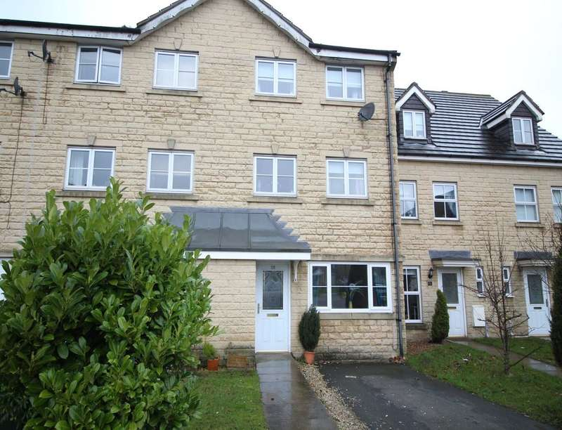 3 Bedrooms Property for sale in Meldon Way, BRADFORD, BD6