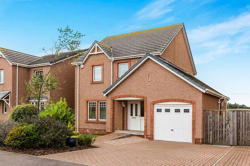 4 Bedrooms Detached House for sale in Mallard Drive, Montrose, DD10