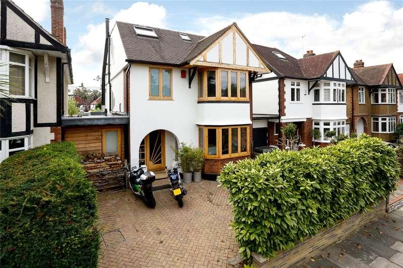 4 Bedrooms Detached House for sale in Ellesmere Road, East Twickenham, TW1