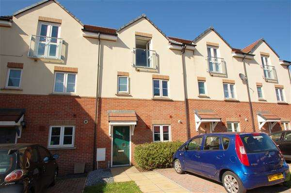 3 Bedrooms Terraced House for sale in PAR FOUR LANE, LYDNEY