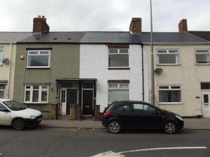 3 Bedrooms Terraced House for sale in High Street North, Langley Moor, Durham, DH7