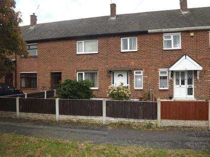 3 Bedrooms Terraced House for sale in Wilmslow Drive, Great Sutton, Ellesmere Port, Cheshire, CH66