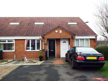1 Bedroom Bungalow for sale in Northumbrian Way, North Shields, Tyne and Wear, North Shields, NE29