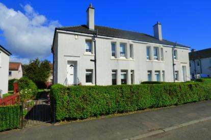 2 Bedrooms Flat for sale in Boreland Drive, Knightswood