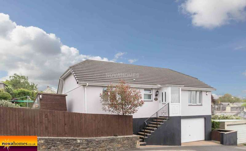 2 Bedrooms Bungalow for sale in Drake Park, Bere Alston, PL20 7DY
