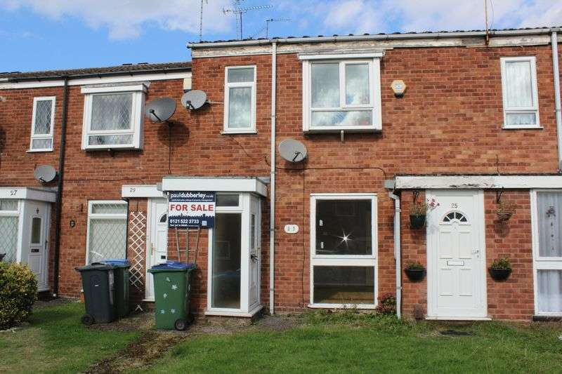 1 Bedroom Flat for sale in Warren Close, Tipton
