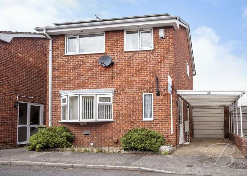 3 Bedrooms Detached House for sale in Douglas Road, Forest Town